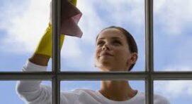 Tippek az ablak tisztításához