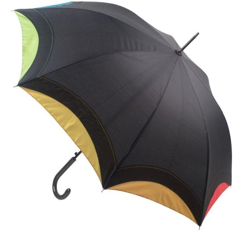 reklámesernyő
