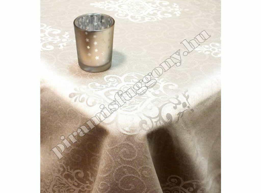damaszt asztalterítő